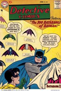 Capa da revista Detective Comics