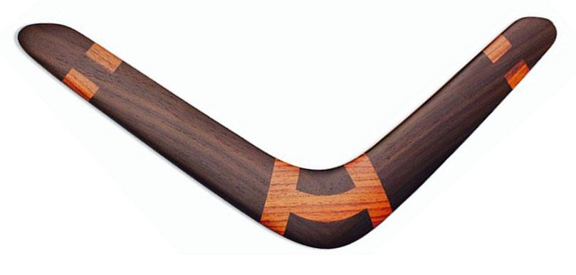 Bumerangue da Hermes